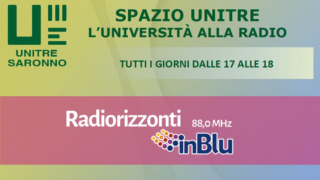 L'università alla radio
